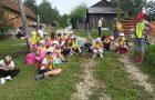 PRVI ŠPORTNI DAN DRUGOŠOLCEV – gozdna učna pot Selo