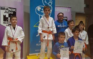 Področno prvenstvo osnovnih šol v judu za področje Pomurja, Maribora in Podravja