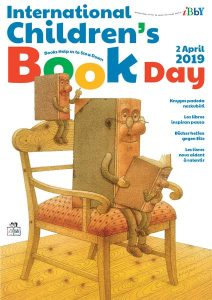 2. april-mednarodni dan knjig za otroke
